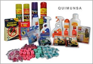 Quimunsa divisi n domestica for Articulos para jardineria